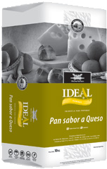 Pan sabor Queso IDEAL